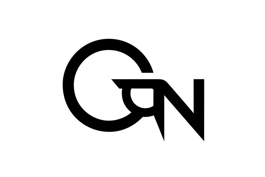 All GaNビークル ロゴデザイン